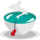 Teacup Without Handle on EmojiOne 1.0