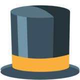 Top Hat on EmojiOne 1.0