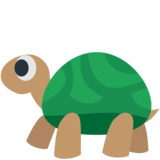 Turtle on JoyPixels 1.0