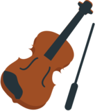 Violin on JoyPixels 1.0