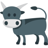 Water Buffalo on JoyPixels 1.0