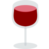 Wine Glass on JoyPixels 1.0