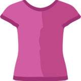 Woman's Clothes on JoyPixels 1.0