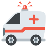 Ambulance on JoyPixels 2.2