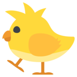 Baby Chick on EmojiOne 2.2