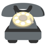 Telephone on JoyPixels 2.2