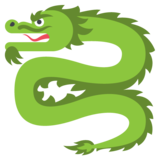 Dragon on EmojiOne 2.2
