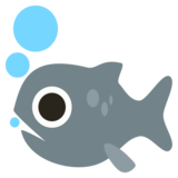 Fish on JoyPixels 2.2