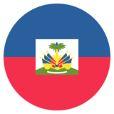 Flag: Haiti on JoyPixels 2.2