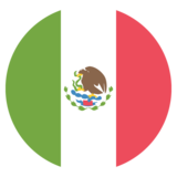 Flag: Mexico on JoyPixels 2.2