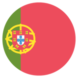 Flag: Portugal on JoyPixels 2.2