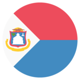 Flag: Sint Maarten on JoyPixels 2.2