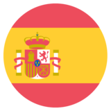 Flag: Spain on JoyPixels 2.2