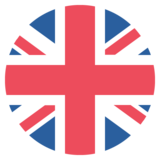 Flag: United Kingdom on JoyPixels 2.2