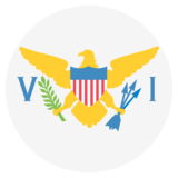 Flag: U.S. Virgin Islands on EmojiOne 2.2