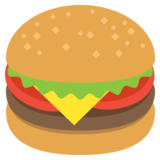 Hamburger on EmojiOne 2.2