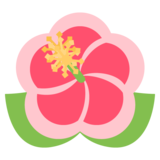 Hibiscus on JoyPixels 2.2