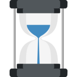Hourglass Not Done on JoyPixels 2.2
