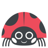 Lady Beetle on JoyPixels 2.2