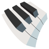 Musical Keyboard on EmojiOne 2.2