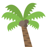 Palm Tree on JoyPixels 2.2