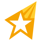 Shooting Star on JoyPixels 2.2