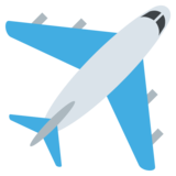 Airplane on JoyPixels 2.2.4