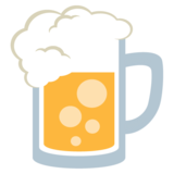Beer Mug on JoyPixels 2.2.4