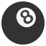 Pool 8 Ball on EmojiOne 2.2.4