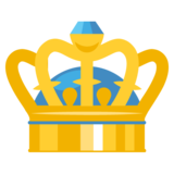 Crown on EmojiOne 2.2.4