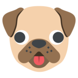 Dog Face on JoyPixels 2.2.4