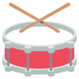 Drum on JoyPixels 2.2.4