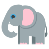Elephant on EmojiOne 2.2.4