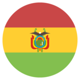 Flag: Bolivia on JoyPixels 2.2.4