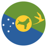 Flag: Christmas Island on JoyPixels 2.2.4