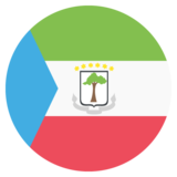 Flag: Equatorial Guinea on JoyPixels 2.2.4