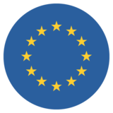 Flag: European Union on EmojiOne 2.2.4