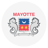 Mayotte on EmojiOne 2.2.4