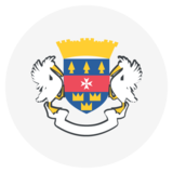 Flag: St. Barthélemy on EmojiOne 2.2.4