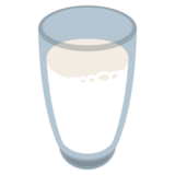 Glass of Milk on JoyPixels 2.2.4
