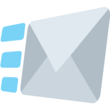 Incoming Envelope on JoyPixels 2.2.4