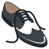 Man's Shoe on JoyPixels 2.2.4