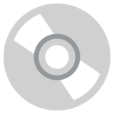Optical Disk on JoyPixels 2.2.4