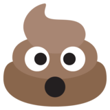 Pile of Poo on JoyPixels 2.2.4