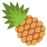 Pineapple on JoyPixels 2.2.4