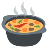 Pot of Food on JoyPixels 2.2.4