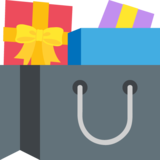 Shopping Bags on JoyPixels 2.2.4