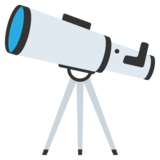 Telescope on JoyPixels 2.2.4