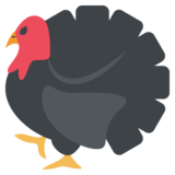 Turkey on JoyPixels 2.2.4