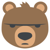 Bear on JoyPixels 2.2.5